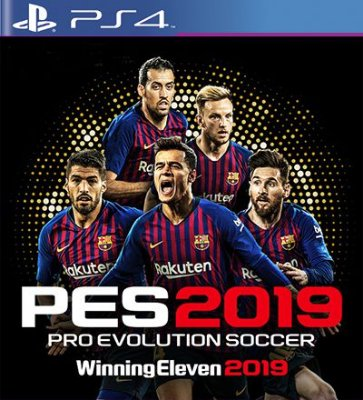 PES 2019 - PS4 Mídia Digital