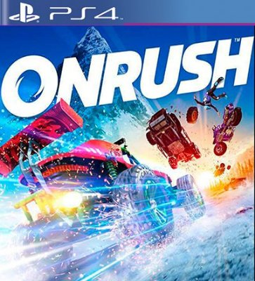 OnRush - PS4 Mídia Digital