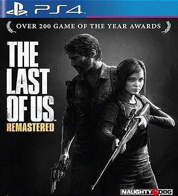 The Last of Us Remastered - PS4 Mídia Digital