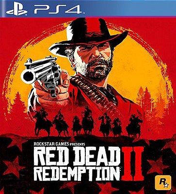Red Dead Redemption 2 - PS4 Mídia Digital