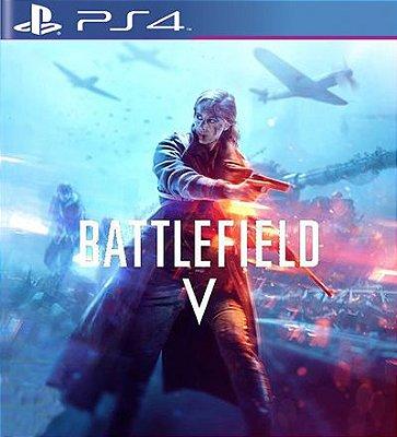 Battlefield V BF 5 - PS4 Mídia Digital