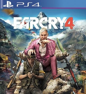 Far Cry 4 - PS4 Mídia Digital