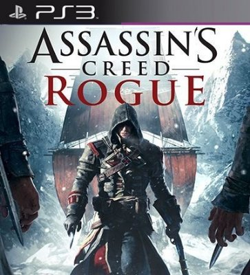 Assassins Creed Rogue - PS3 Mídia Digital