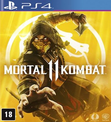 Mortal Kombat 11 MK - PS4 Mídia Digital