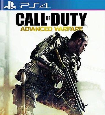 Call of Duty Advanced Warfare CoD - PS4 Mídia Digital