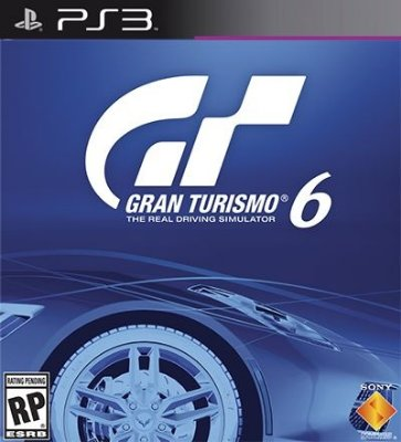 Gran Turismo 6 - PS3 Mídia Digital