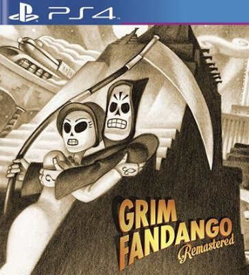 Grim Fandango Remastered - PS4 Mídia Digital