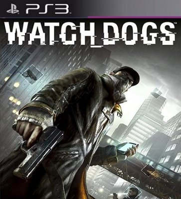 Watch Dogs - PS3 Mídia Digital
