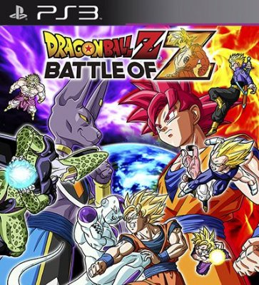Dragon Ball Z Battle of Z - PS3 Mídia Digital