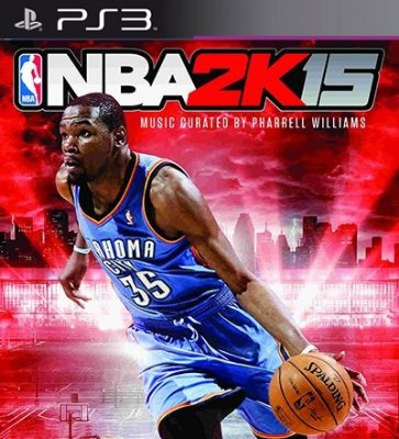 NBA 2k15 - PS3 Mídia Digital