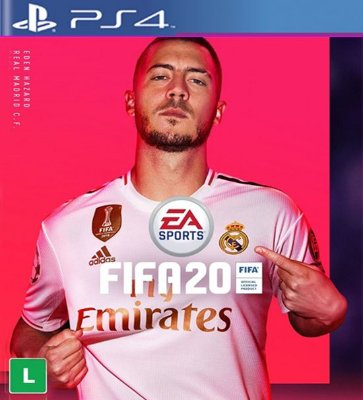 Fifa 20 em Português - PS4 Mídia Digital