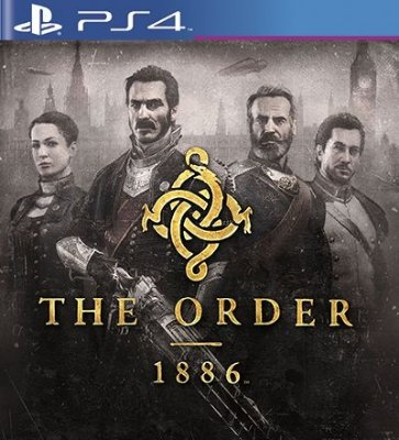 The Order 1886 - PS4 Mídia Digital