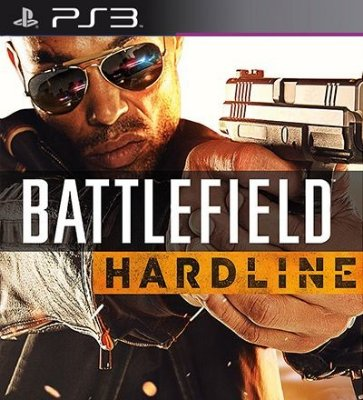 Battlefield Hardline BF - PS3 Mídia Digital