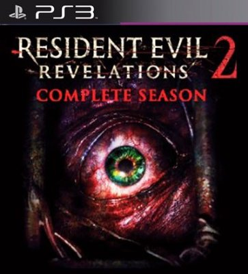 Resident Evil Revelations 2 Edição Completa - PS3 Mídia Digital