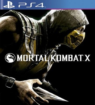 Mortal Kombat X 10 - PS4 Mídia Digital