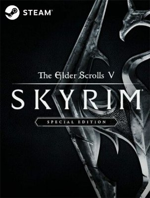 The Elder Scrolls V Skyrim Special Edition - Steam Key Original Digital Download