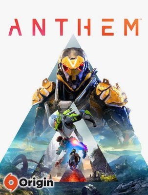 Anthem - Origin Key Digital Download