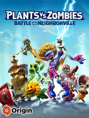 Plants vs Zombies Battle for Neighborville - Origin Key Digital Download