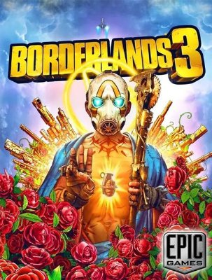 Borderlands 3 - Epic Games Key Digital Download
