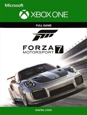 Forza Motorsport 7 Xbox One Live Digital Original - Codigo 25 Digitos