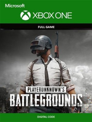 Playerunknown's Battlegrounds Xbox One Live Digital Original - Codigo 25 Digitos