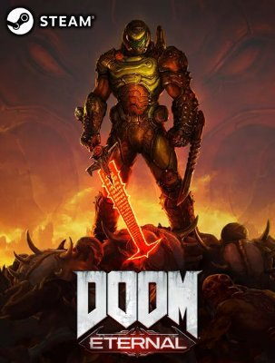 DOOM Eternal - Steam Key Original Digital Download