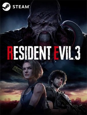 RESIDENT EVIL 3 - Steam Key Original Digital Download