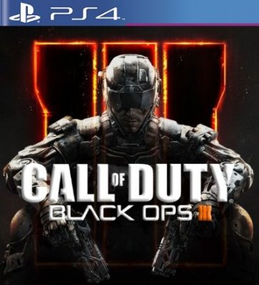 Call of Duty Black Ops 3 CoD BO3 - PS4 Mídia Digital