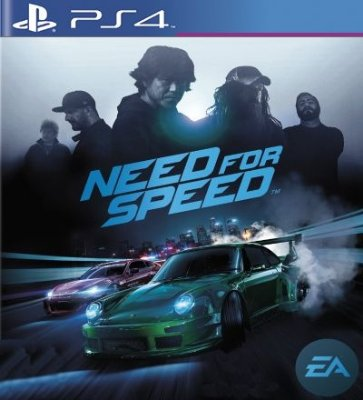 Need for Speed - PS4 Mídia Digital