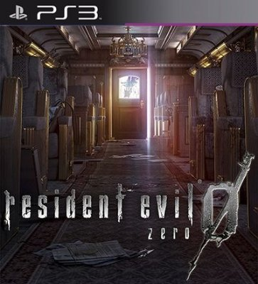 Resident Evil 0 Zero HD Remaster - PS3 Mídia Digital