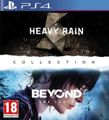 Heavy Rain & Beyond Two Souls Collection - PS4 Mídia Digital