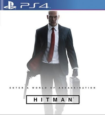 Hitman - PS4 Mídia Digital