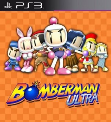 Bomberman Ultra - PS3 Mídia Digital