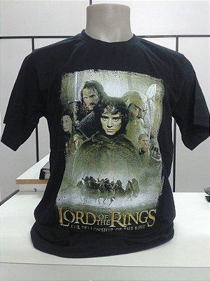 Camiseta Senhor dos Anéis