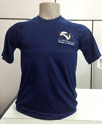 Camiseta Ragla PV Curta 2 Filetes Redondo