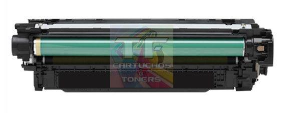 Toner HP CE250X/CE400X - BLACK
