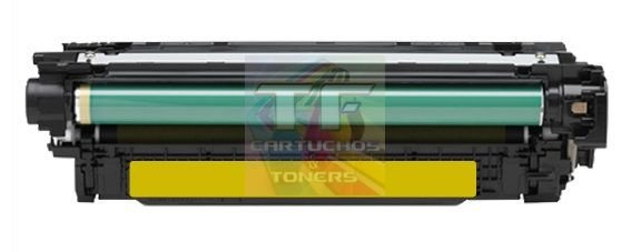 Toner HP CE252A/CE402A – Yellow