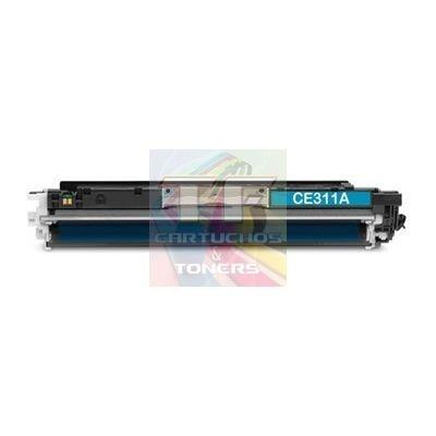 Toner HP CE311A – Cyan