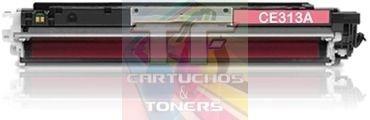 Toner HP CE313A – Magenta