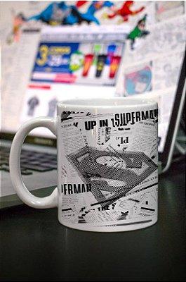 Caneca Licenciada Superman Planeta Diário