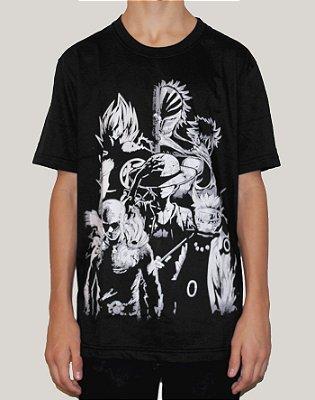 Camiseta Animes