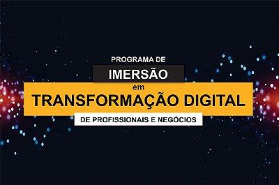 Programa de Imersão em Transformação Digital