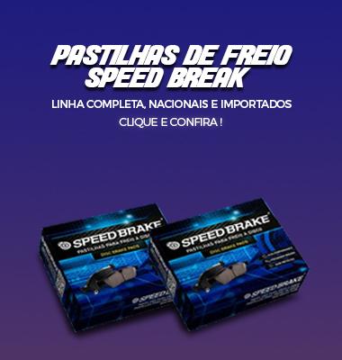 speed break divulgação