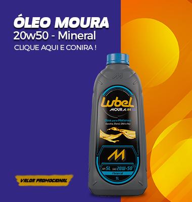 oleo moura 20w50