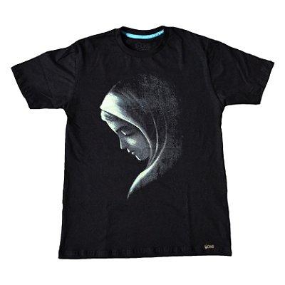 Camiseta Feminina UseDons Nossa Senhora do Silencio ref 218