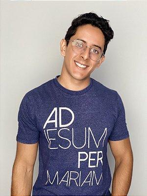 Camiseta A Jesus por Maria
