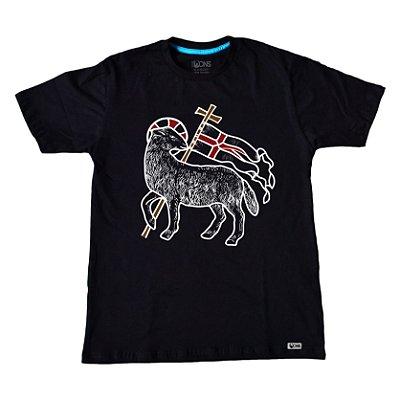 Camiseta Cordeiro ref 114