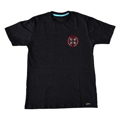 Camiseta Medalhão São Bento ref 139