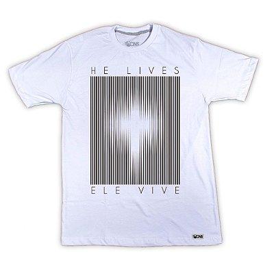 Camiseta Ele Vive ref 122