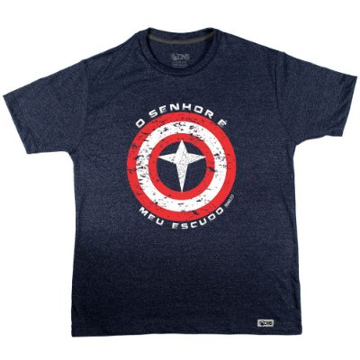 Camiseta Capitão Jesus
